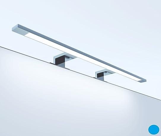 kalb - Lampada per lo specchio del bagno Cromato: Amazon.it ...