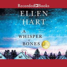 A Whisper of Bones Audiobook by Ellen Hart Narrated by Christina Moore