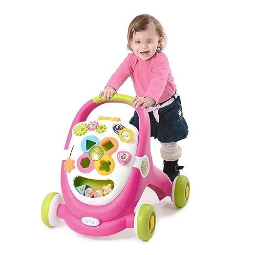 DMMW Andador para Bebé Juego de Música de la Compra de múltiples ...