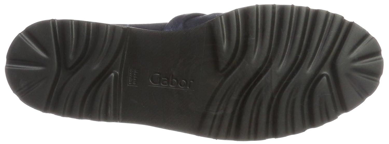Gabor Damen (66 Fashion Derbys Blau (66 Damen Ocean) cc1af0