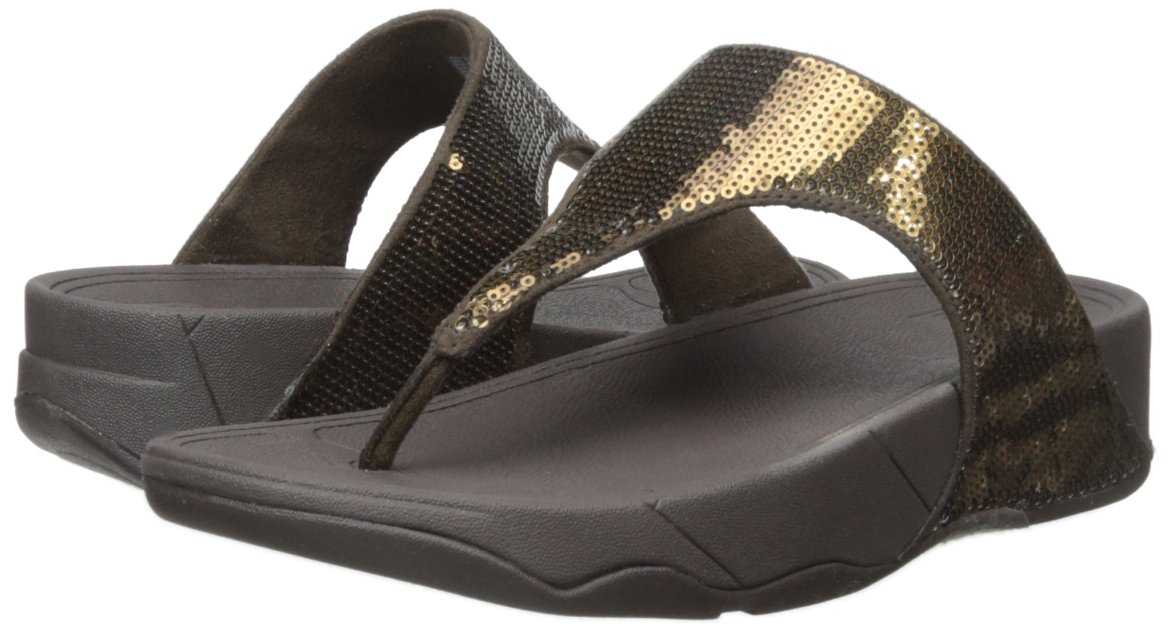 FitFlop Electra Classic Sequin Flip-Flop Sandale - Choose SZ/color SZ/color Choose afbda6