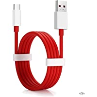 Vodzy Fast Data Sync Fast Charging Cable Compatible for One Plus and All C Type Devices (Cable Only)