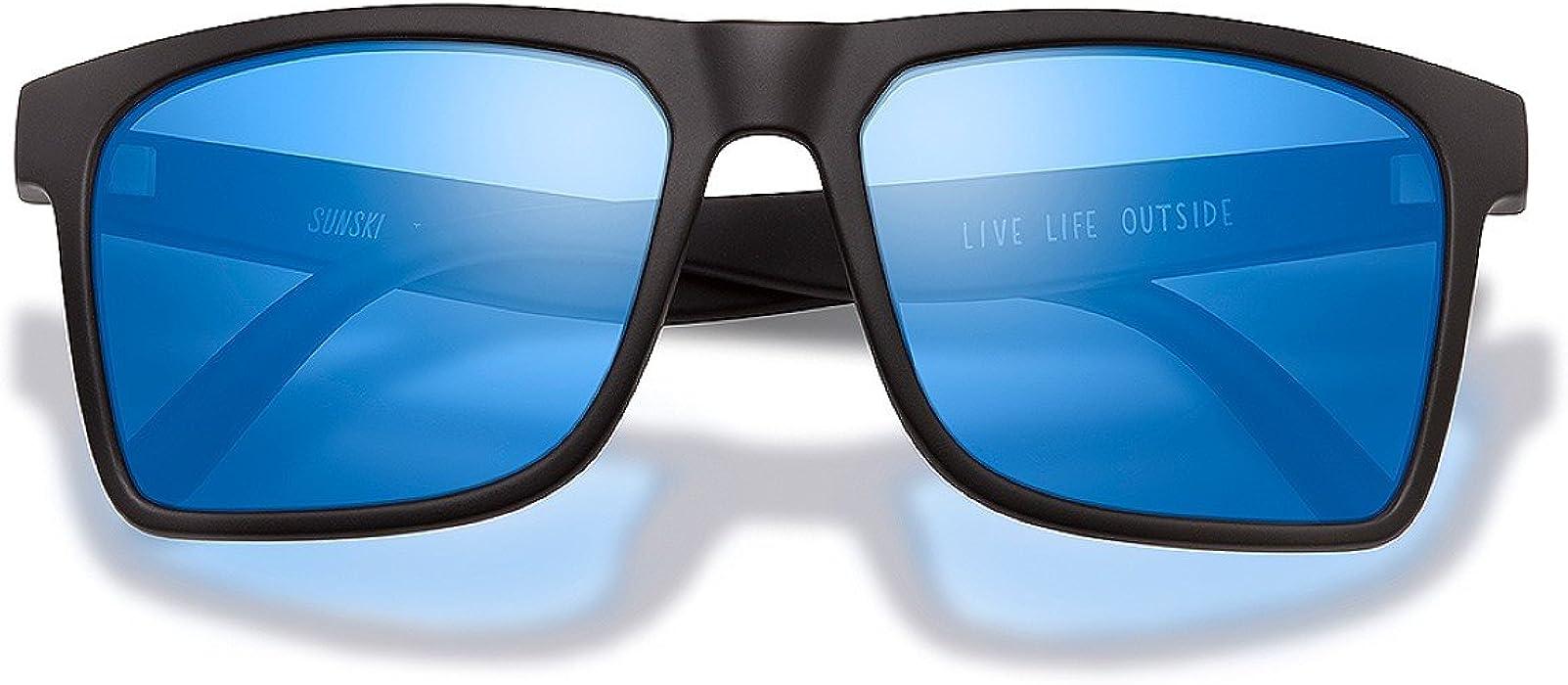 047d473945 Sunski Taraval Polarized Lightweight Comfortable Sunglasses for Men and  Women