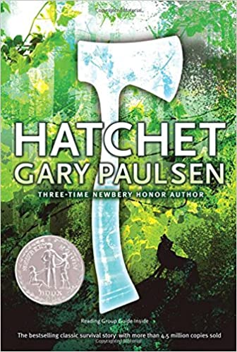 Amazon.com: Hatchet (9781416936473): Gary Paulsen: Books