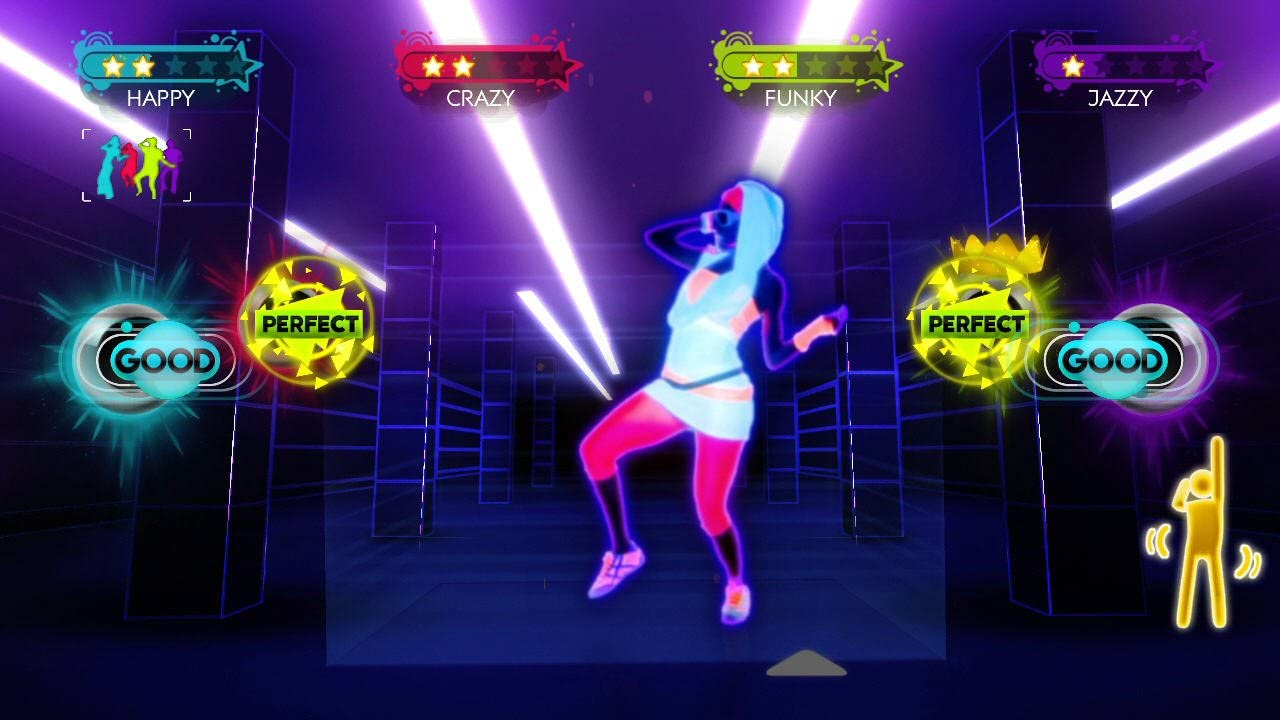Just Dance Game For Xbox 360 : Amazon.com: just dance greatest hits xbox 360: video games