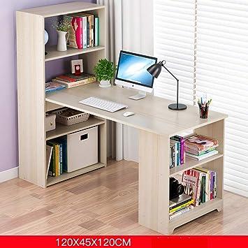 Simple Ordenador Mesa,Escritorio Hogar Librero Bandeja de ...