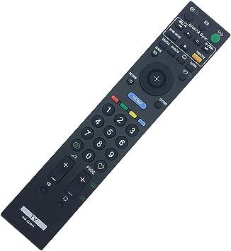 ALLIMITY RM-ED011 Mando a Distancia Reemplazar por Sony Bravia TV ...