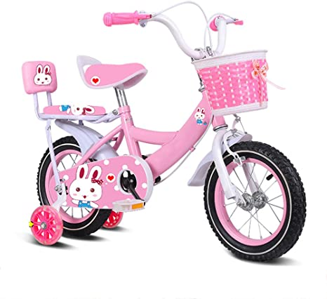 ZCRFY Bicicleta Niños 2-11 Años Infantiles De Edad Niñas ...