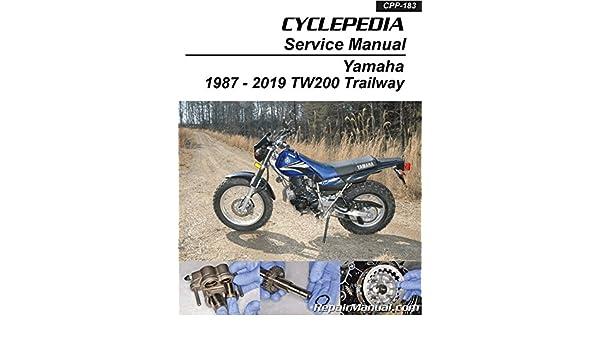 2006 yamaha tw200 owners manual ultimate user guide u2022 rh megauserguide today yamaha tw200 owners manual oem 1987 yamaha tw200 service manual