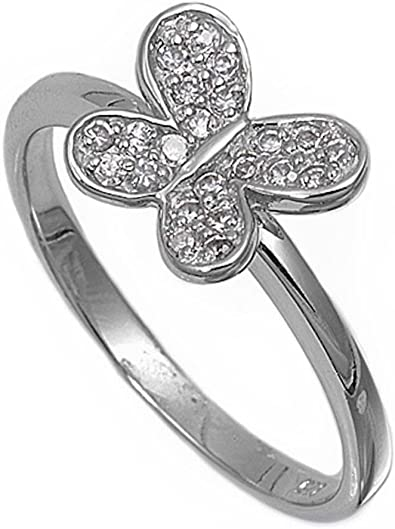 Tribal Celtic Knot Cross Band Ring Solid 925 Sterling Silver Religious Gift