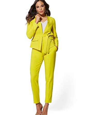 be59979ab Image Unavailable. Image not available for. Color: New York & Co. Women's  Tall Pant - The Madie 7Th Avenue ...
