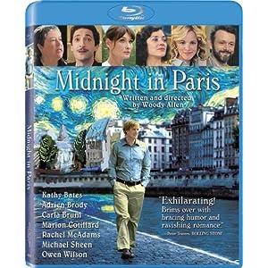 Midnight in Paris [Blu-ray] (2011)