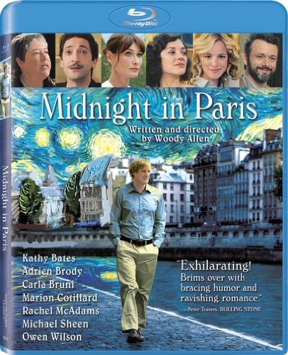Blu-ray : Midnight in Paris (Widescreen, , Dolby)