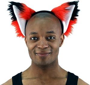 8d20091287d0f Pawstar Fox Yip Ear Headband