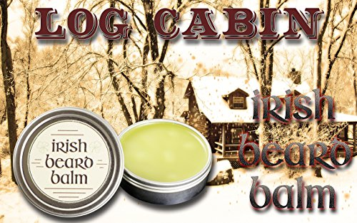 Irish beard balm Log Cabin by Irish beard balm