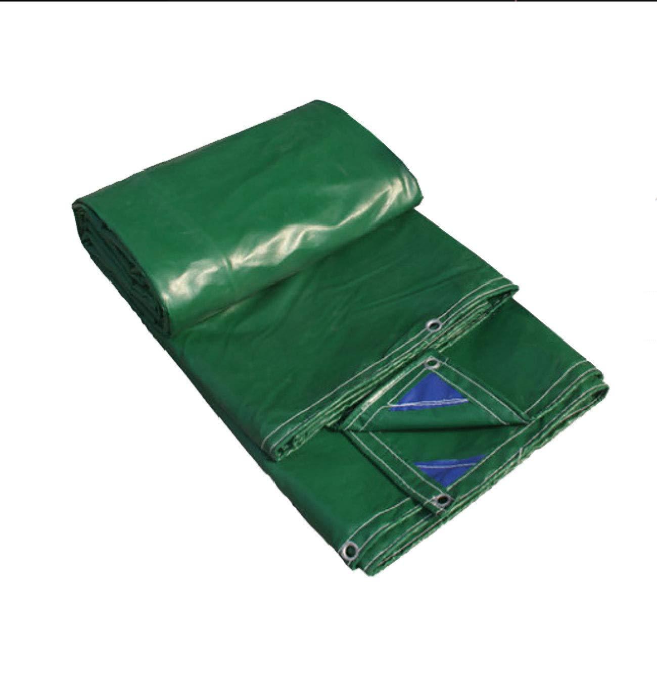 Wreytruy Regenschutztuch, Regenschutztuch PVC-Regenproofsegeltuchplane Wasserdichte Planensonneschattenregen-Segeltuchautoplane