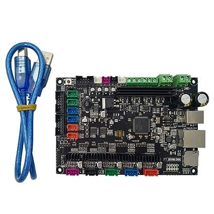Aibecy Impresora 3D Plataforma Placa de control suave Fuente ...