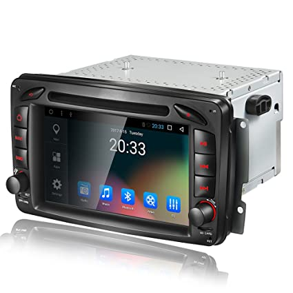 Amazon com: Amaseaudio Upgrade Android 7 1 Car Stereo Radio 7