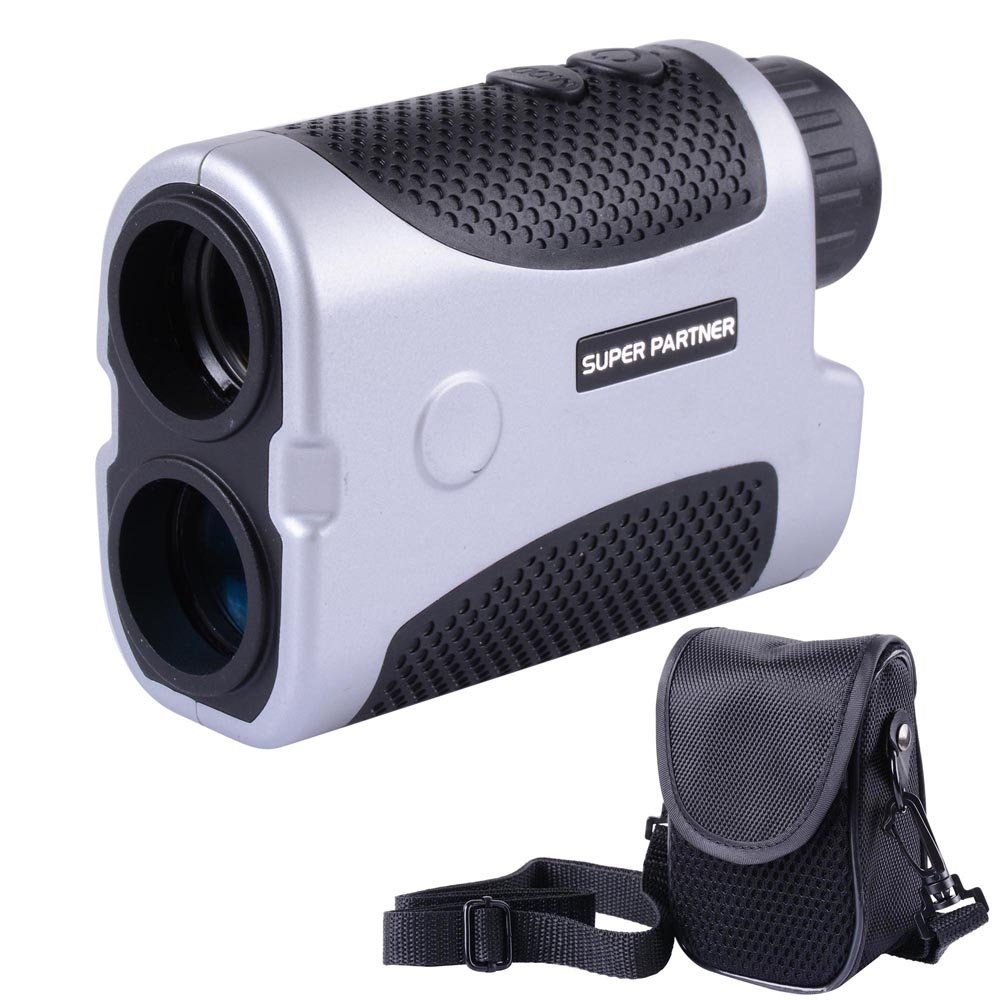 AW Golf Range Finder 6x Magnification 400 Yards 4 Modes Laser Range Angle Finder Monocular Outdoor