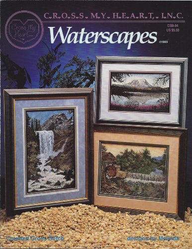 Waterscapes Counted Cross Stitch Charts (Windmill Cross)