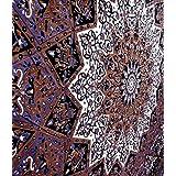 star mandala tapestry, wall hanging hippi bedding throw bedspreed,