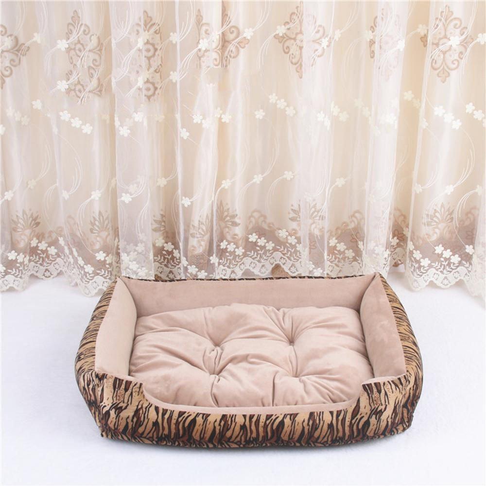 C 70x51x13cmBiuTeFang Pet Bolster Dog Bed Comfort Dog Bed Cushion cat Litter small dog pet Nest Summer Kennel