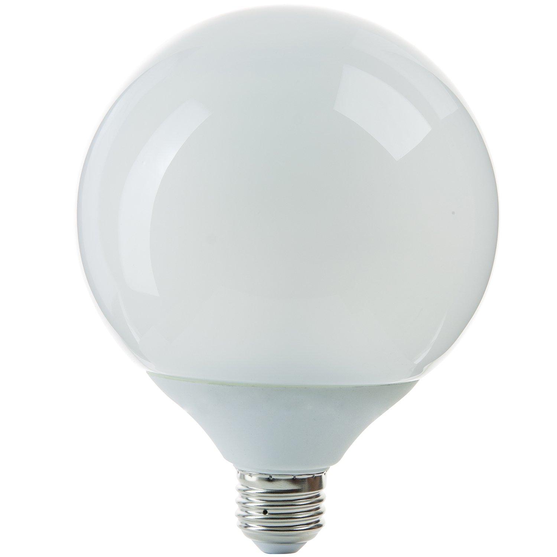 Sunlite SLGK G Globe Watt Energy Saving CFL Light Bulb