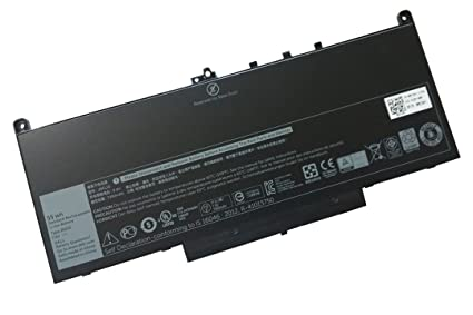 Amazon com: United Power Replacement Battery for Dell
