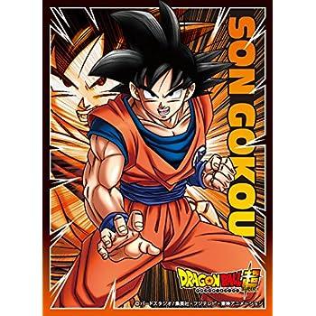Dragon Ball Super Son Goku Card Game Character Sleeves Collection EN-159 Anime Saiyan Husbando Z Battle of Gods Resurrection F