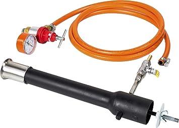 Quemador de gas | herreros Forge | Fuente de horno | Cuchillo de ...