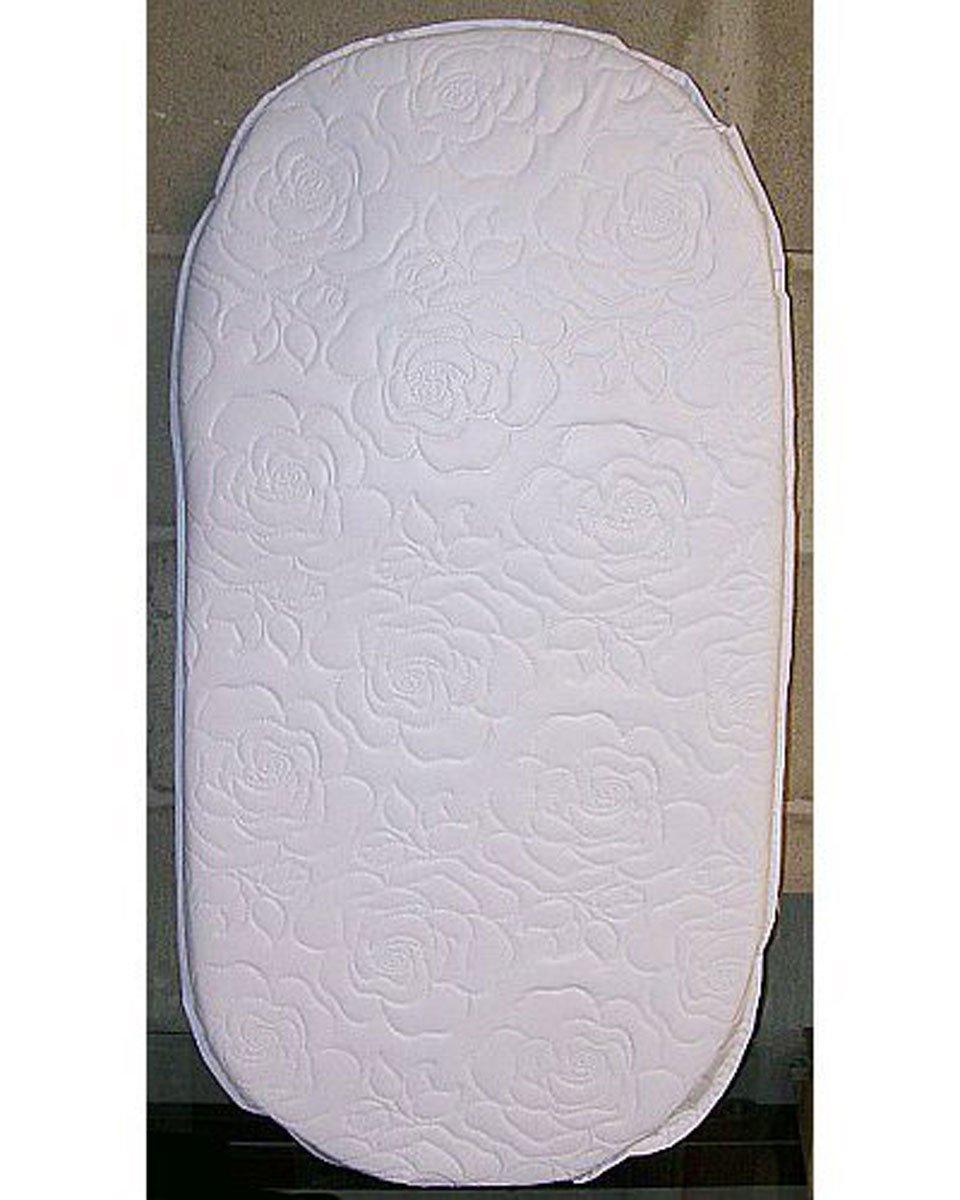Amazon.com : Oval Foam Bassinet Mattress - 16 x 32 x 2 Inches, Thick : Bassinet  Mattress Pads : Baby - Amazon.com : Oval Foam Bassinet Mattress - 16 X 32 X 2 Inches
