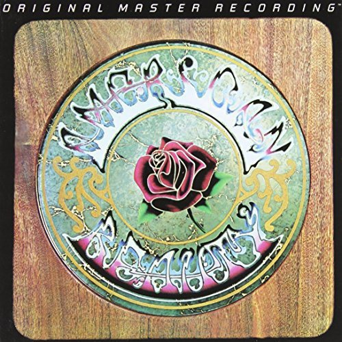 SACD : The Grateful Dead - American Beauty (Limited Edition, Hybrid SACD)