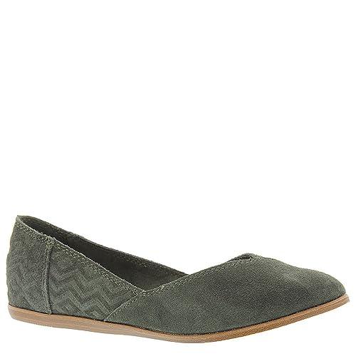 TOMS 10010910, Zapatillas para Mujer, Verde (Forest Green 000) 36.5 EU