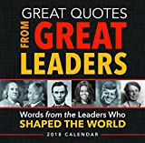 Great Quotes from Great Leaders: Words from the Leaders Who Shaped the World