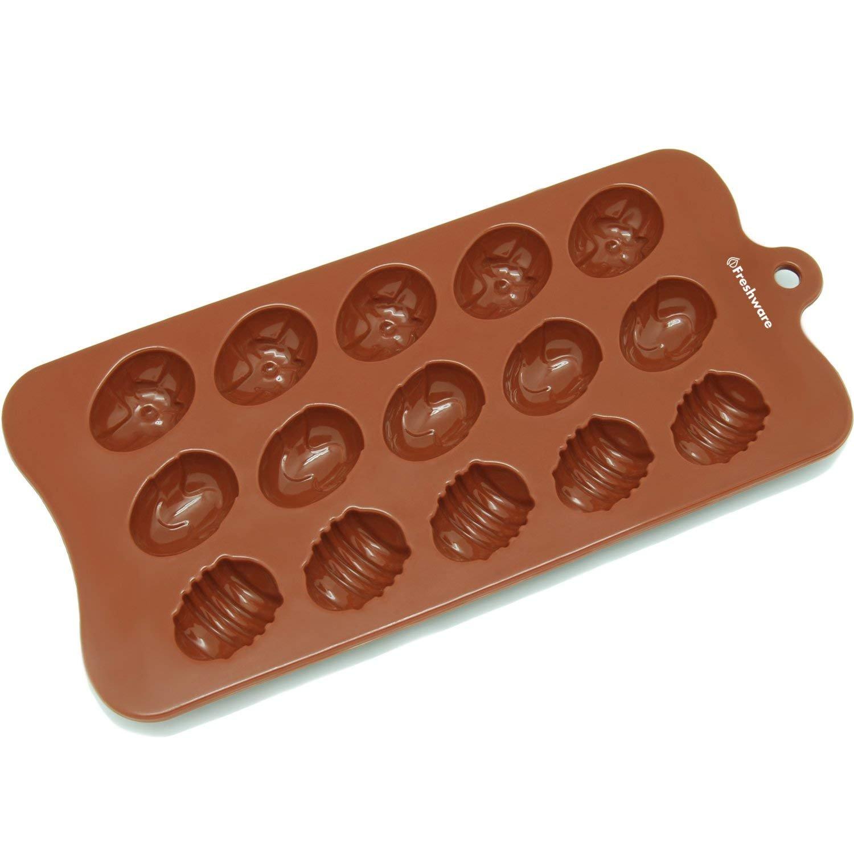 Magicmore - Molde de silicona para huevos de Pascua ...