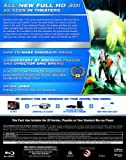 Journey to the Center of the Earth (One Disc Blu-ray 3D/Blu-ray Combo)