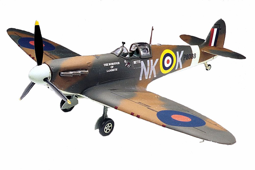 Revell 1:48 Spitfire MKII