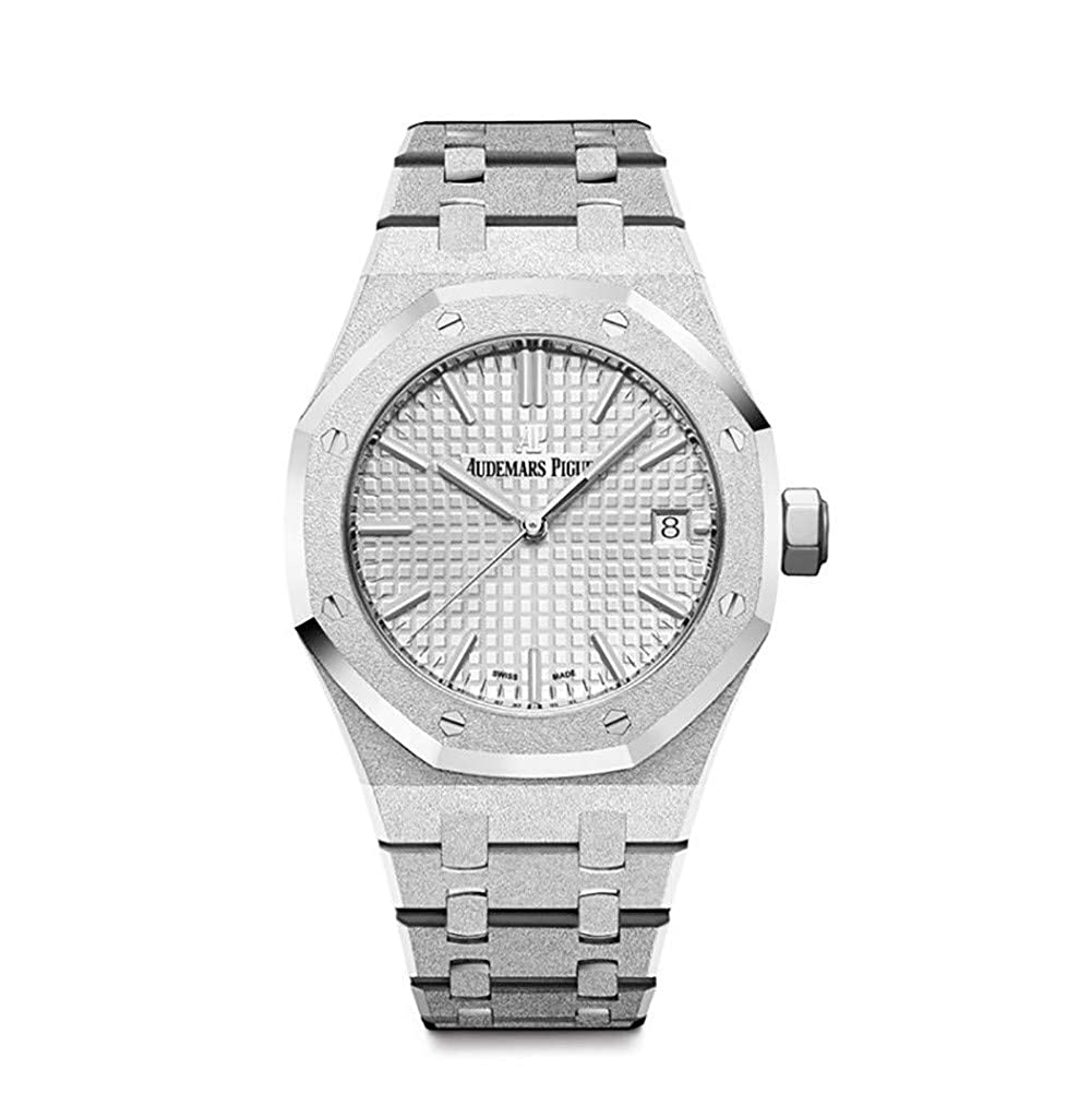Audemars Piguet Royal Oak Quartz Male Watch 67653BC.GG.1263BC.01 (Certified Pre-Owned)