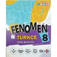 8 Sınıf Türkçe Fenomen Soru Bankası Gama Yayınları