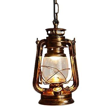 Iluminación rústica retro del colgante de pared Lámparas de ...
