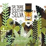 capa de Sr. Tigre Solto na Selva
