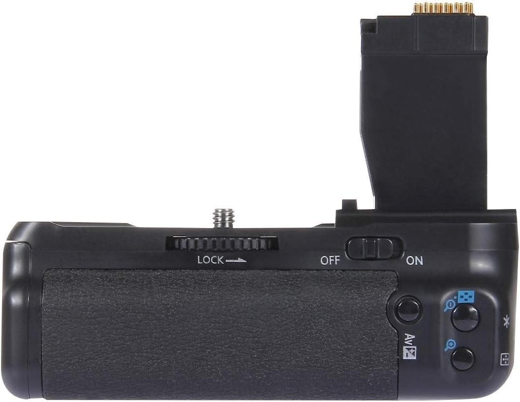 CAOMING Vertical Camera Battery Grip for Canon 750D 760D Digital SLR Camera Durable