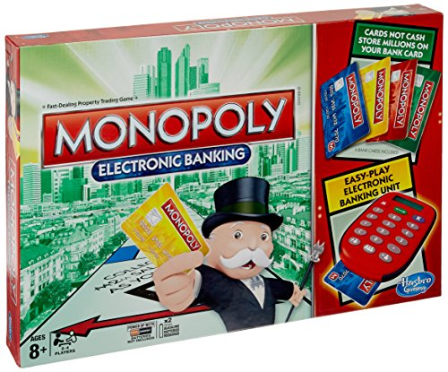 Monopoly Bank (Monopoly Electronic Banking Game)