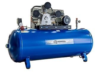 Remeza Druckluft Kompressor stationär 5,5 kW/400 V, 10 bar, 3 ...