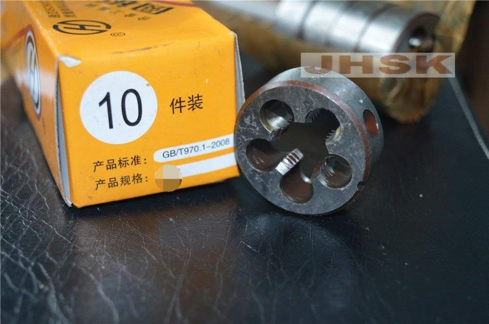 1pcs The high quality 22mm x 1.5 Metric Right hand Die M22 x 1.5mm Pitch