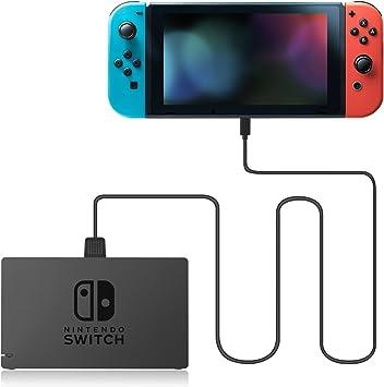 Cable alargador para Nintendo Switch: Amazon.es: Electrónica