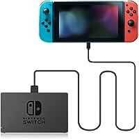 Nintendo Switch Extension Cable–younik USB 3.1(tipo C) Extender Link para consola Nintendo Switch y fecha de Dock, velocidad de transferencia de hasta 10libras/S (1m)