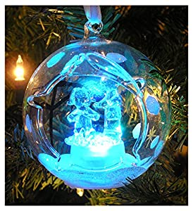 httpsimages nassl images amazoncomimagesi6 - Lighted Christmas Ornaments