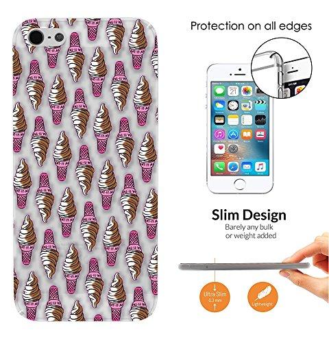 ice cream cone case iphone 4s - 4