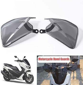 Motorrad Handschutz Auzkong Bremse Kupplung Handguards Abs Handschutzschild Für Yamaha Nmax 125 150 155 2015 2018 Xmax 250 300 400 2017 2018 Nvx 155 Aerox 155 2017 2018 1 Paar Auto